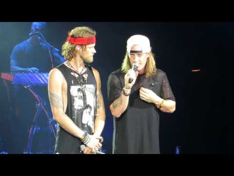 """Florida Georgia Line """"Mix Tape Medley"""" Live from The Theatre of Madison Square Garden"""
