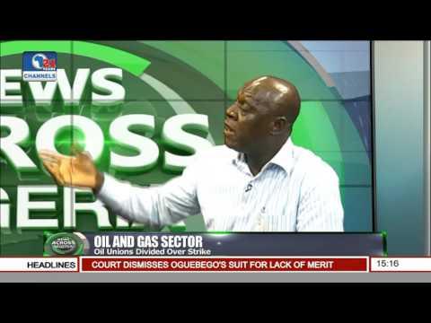 News Across Nigeria: Oil Unions Divided Over Strike Pt 2