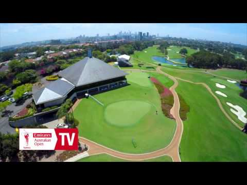 A look inside The Australian Golf Clubhouse at the 2015 Emirates Australian Open golf