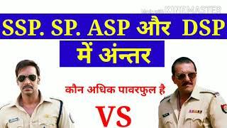 Difference between SSP,SP,ASP and DSP इनके कार्य ,और इनमें में अंतर और कौन अधिक पावरफुल होता है