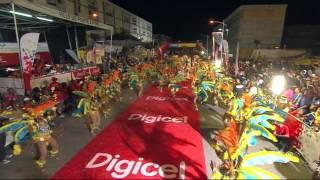 DoubleFace Carnaval 2014 Pointe à Pitre