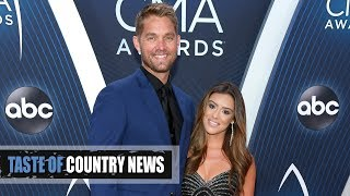 Brett Young Songs About His Wife Taylor Mills Video