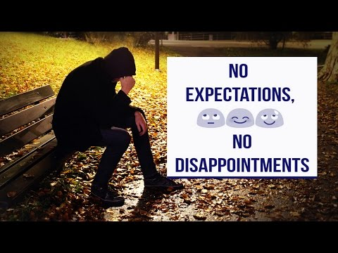 No Expectations, No Disappointments - Motivational video | KK online