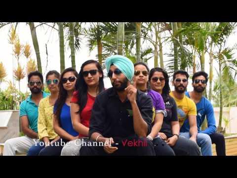 SONU SONG - Punjabi Version | Dhol Mix