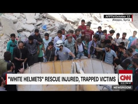 "Saving lives in Syria: the ""White Helmets"""