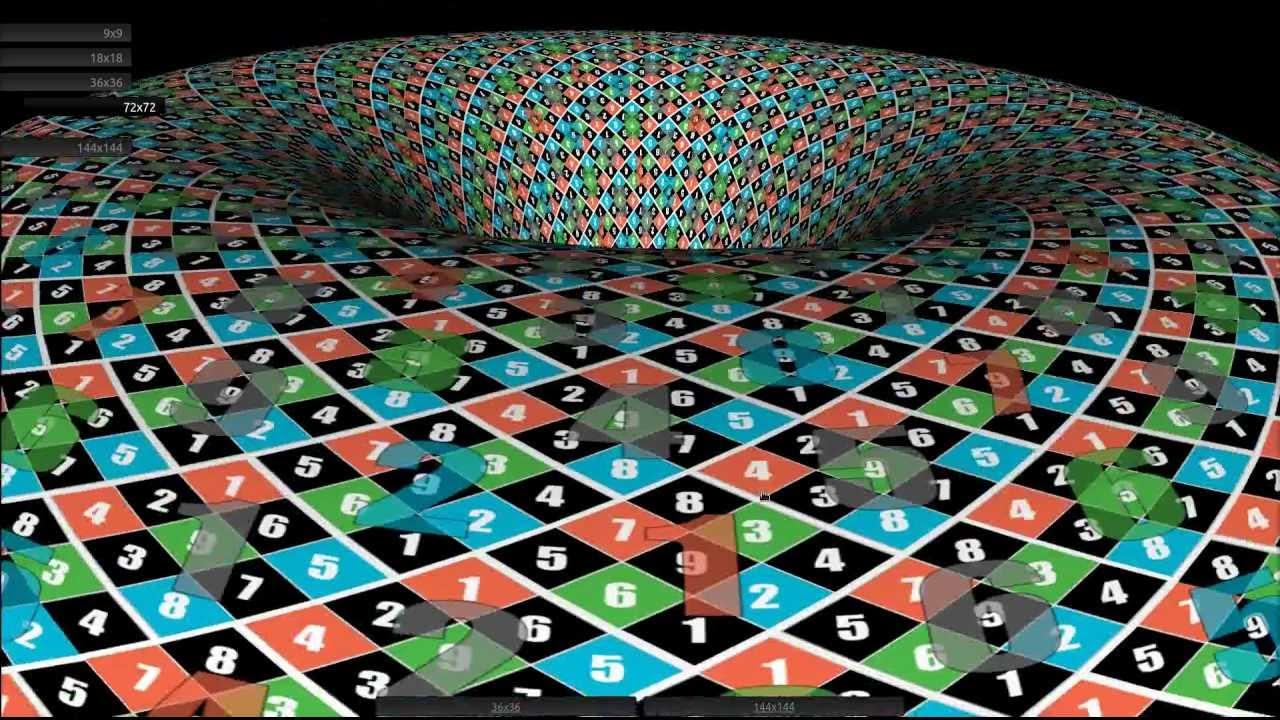 web 3d abha torus updated youtube