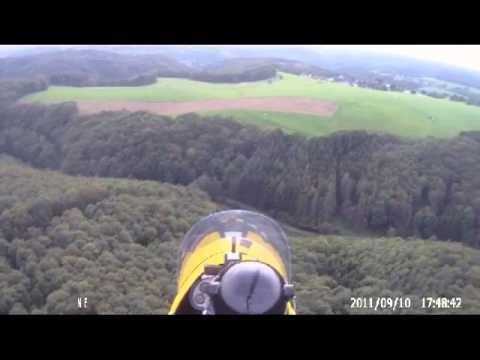 Ralf Groß - Gyrocopter James Bond 007 Little Nellie Take off