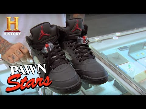 Pawn Stars: Nike Air Jordan Vs (Season 3) | History