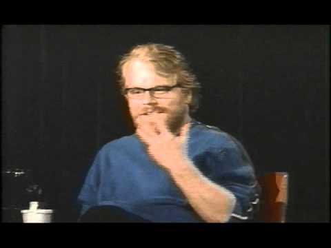 """If Heaven Exist, What..."" (Philip Seymour Hoffman 1967-2014)"