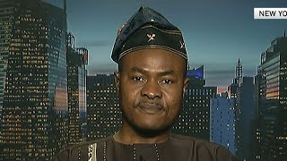 Uchenna Ekwo discusses the Nigerian president's meeting with Trump