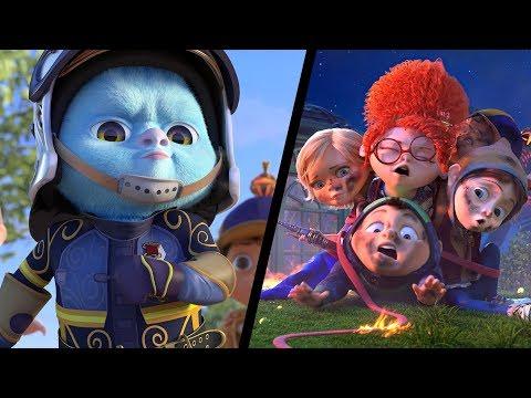 Джинглики сборник мультфильмов   Добрые мультики для детей