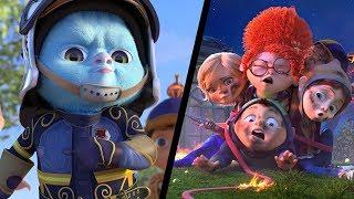 Джинглики сборник мультфильмов | Добрые мультики для детей