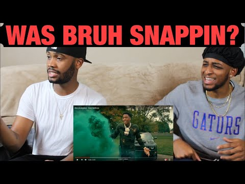 nba youngboy- lost motives | GHETTO REACTIONS | Official Music Video | FIRST LISTEN