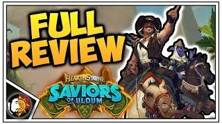 Hearthstone: Saviors of Uldum - Full Set Card Review (Part 1)