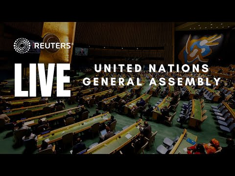 LIVE: Day 2 of the U.N. General Assembly