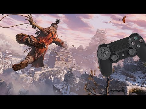 How to use PS4 controller on Sekiro (PC)