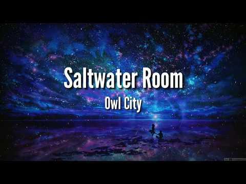 Owl City - Saltwater Room (lyrics)