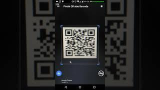 Cara Membaca Kode QR Barcode Di Android