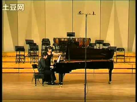 Anlun Huang - Prelude & Fugue in g minor.flv