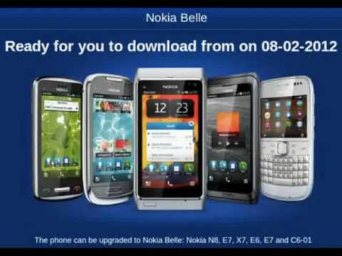 Nokia Tune 2012 Belle