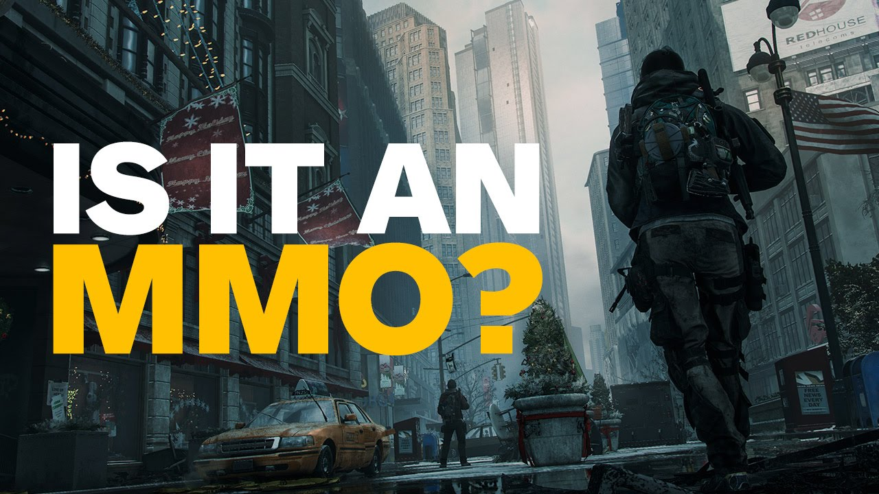 Is The Division An MMO
