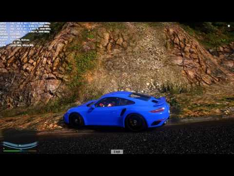 GTA 5 Redux MOD 5K PC Gameplay - No. 63 | TITAN XP 4 WAY SLI | ThirtyIR