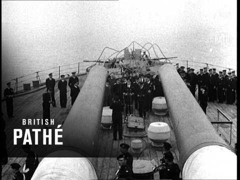 British Ships In Soviet Navy (1945)