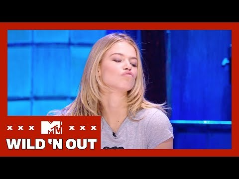 Hailey Clauson Gets All the WNO Men & Justin Bieber's Evolution | Wild 'N Out | #Wildagram