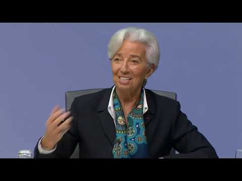 ECB President Christine Lagarde On Stablecoins, Digital Currency And Bitcoin - 12/12/2019