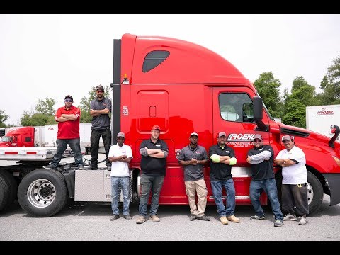 Best Trucking Company to Work For | Local Truck Driving Jobs | Roehl Transport