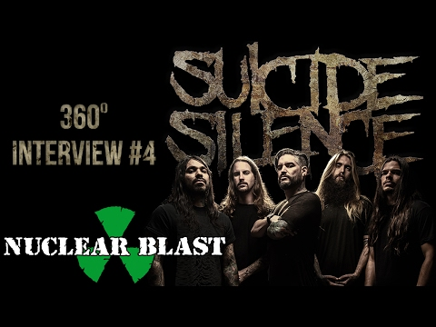 SUICIDE SILENCE - 360 Interview #4 (OFFICIAL 360 TRAILER)