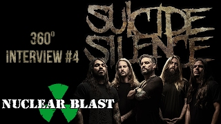 SUICIDE SILENCE – 360 Interview #4 (OFFICIAL 360 TRAILER)