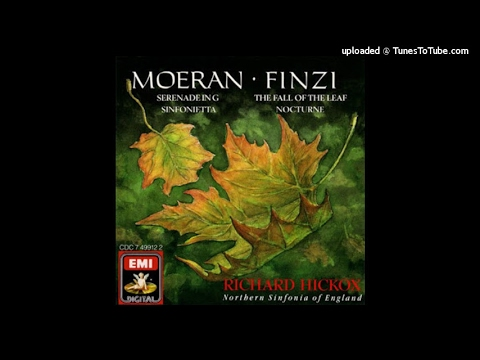 Gerald Finzi : The Fall of the Leaf – Elegy for orchestra op. 20 (1929 rev. 1939-41)
