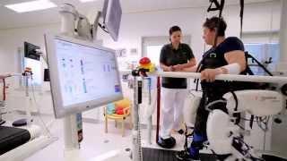 LokomatPro - Intensive Therapy at State Hospital Hochzirl