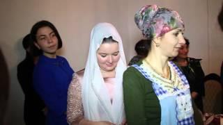 Смотрины жениха Рашида (Кюеулеб барыу).  3 марта 2016 г.