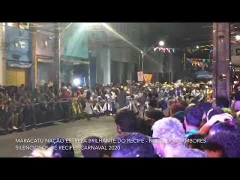 Maracatu Nação Estrela Brilhante Do Recife - Carnaval 2020