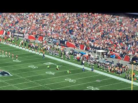 New England Patriots booed in Gillette Stadium by some real patriots