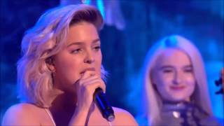 Clean Bandit Rockabye Feat Anne Marie I LIVE I Top Of The Pops Christmas 2016