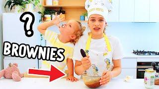 SOCKIE TRICKS US WITH AVOCADO BLACKBEAN CHOCOLATE BROWNIES  Norris Nuts Cooking