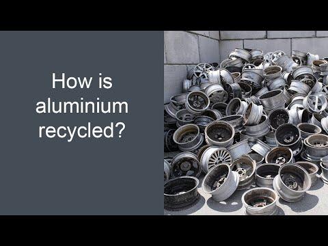 Aluminium Recycling - How Is Aluminium Recycled?