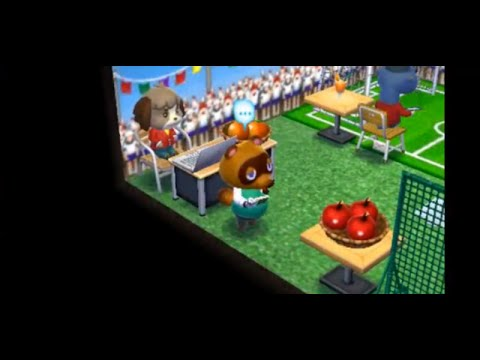 Animal Crossing Happy Home Designer Episode 13 School Redone - Youtube
