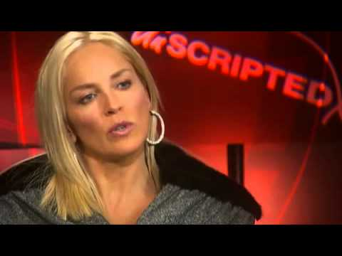 Unscripted with Sharon Stone and David Morrissey