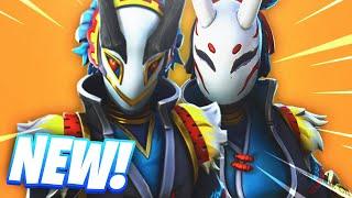 *NEW* TARO AND NARA SKINS! NEW Fortnite Skins! (Fortnite)