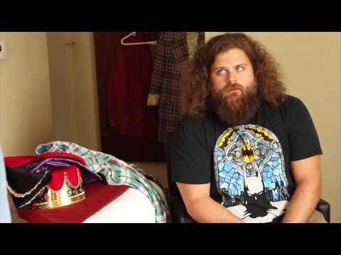 The Art of Karaoke: Chet Mathieus (webcam) Performance