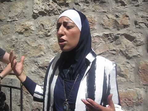 Palestinian woman talks about sexual abuse by Israeli Soldiers!
