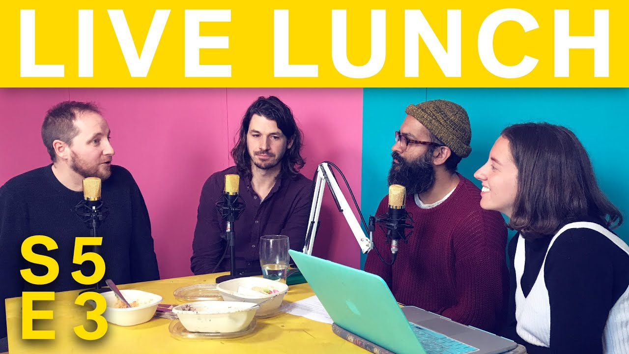 How to Sabbath | #livelunch - Season 5 Episode 3 Cover Image