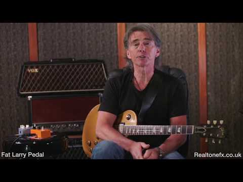Dave Sebree demo's the Fat Larry Overdrive into a Dumble Amp with his 1957 Gibson Les Paul