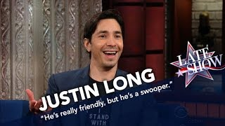 Justin Long Knows How To Spot A 'Swooper'