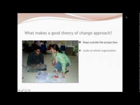 Nexii Webinar Series 2012: Theory of Change
