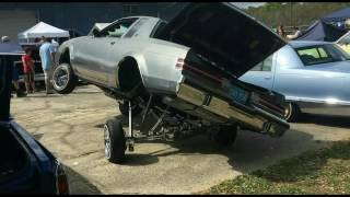 Buick regal lowrider build update!! More chrome!!